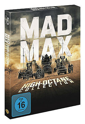 Mad Max - High Octane Collection - Limited Edition (6xBlu-ray+1xDVD) NEU&OVP