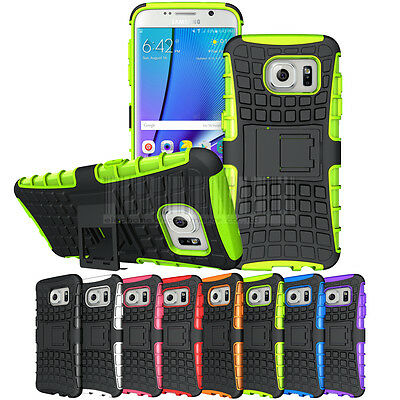 Hybrid Rugged Armor Protective Case Shockproof Cover For Samsung Galaxy S7 Edge