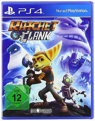 PS 4 Spiel Ratchet & Clank,  Sony PlayStation 4