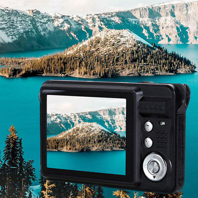 "2.7"" HD 18MP 720P  8x Zoom TFT LCD Digital Camera Video Camcorder DV Anti-Shake"