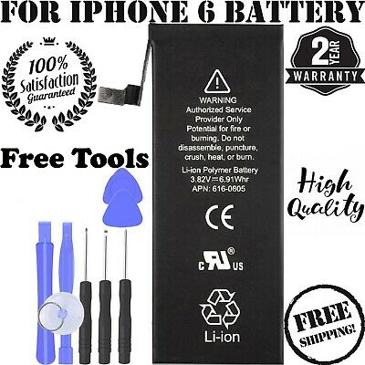 iPhone 6 6G Replacement Battery With Repair Tools