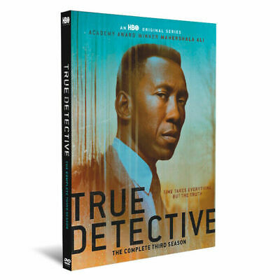 TRUE DETECTIVE SEASON 3 DVD Brand New and Sealed UK COMPATIBLE Free Postage