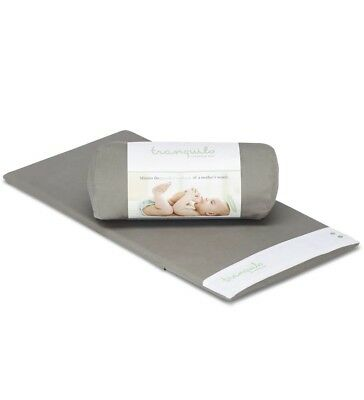 Tranquilo Mat: Portable Soothing Vibrating Baby Mat for Sleep & Playtime & Colic