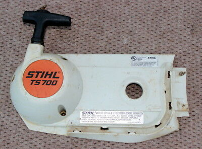 OEM Stihl Pull Recoil Start Starter TS700 Concrete Cut Off Saw 4224 190 0305