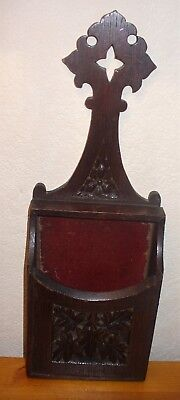 Antique Church Chapel Collection/offering Box