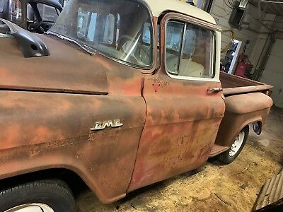 1956 GMC Other  1956 G M C PICKUP SHORTBOX HALF TON 1955