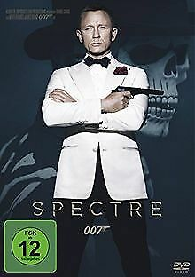 James Bond - Spectre | DVD | Zustand sehr gut