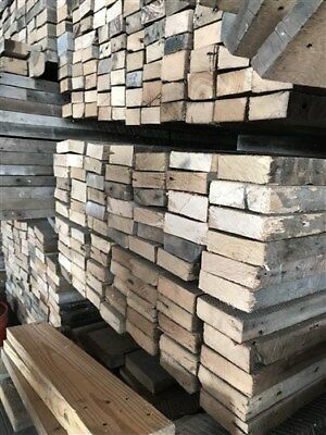 2 By Reclaimed Oak Barn Wood Boards, Solid Oak Lumber Planks Panels Unfinished
