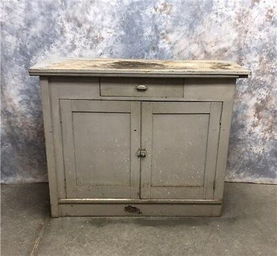 Antique Jelly Cupboard Cabinet, Primitive Pie Safe Cabinet Early Kitchen Cabinet
