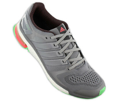 wholesale sales outlet store sale meet NEU ADIDAS ADISTAR Boost M Chill Herren Laufschuhe Grau ...
