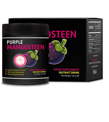 Purple Mangosteen - Natural Drink For Weight Loss, Appetite Control 150g!