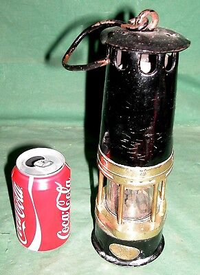 LAMPE MINEUR minor lamp gruben mine charbon coal lantern lanterne
