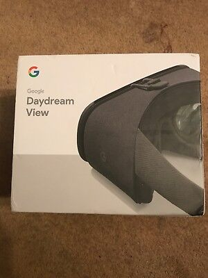 Google Daydream View 2 Charcoal | VR Headset (Virtual Reality)