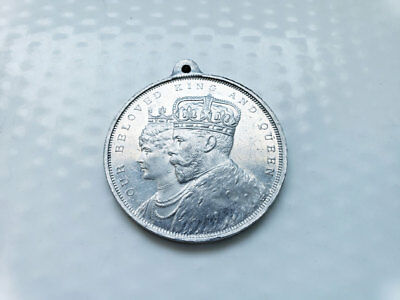 Nice ~ 1911 King George V & Queen Mary Medal