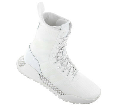 uk availability 36094 c6ba6 NEU adidas Originals F 1.3 PK Primeknit Herren Sneaker Boots Weiß BY3007  SALE