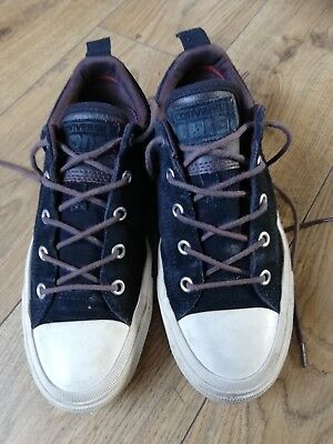 Ladies Converse Cons Trainers Size Uk 5