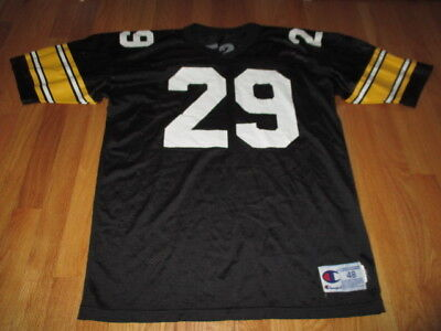 a27c17f76 Vintage Champion BARRY FOSTER No. 29 PITTSBURGH STEELERS (Size 48) Jersey