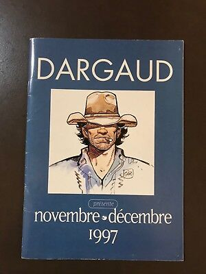 Jean Giraud: catalogue Dargaud Blueberry