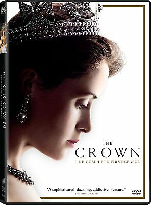 The Crown  First Season 1 One (4-Disc Set) New