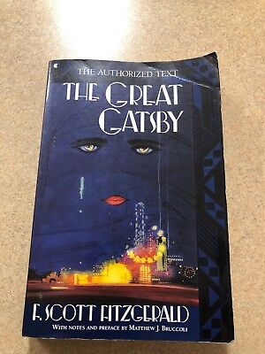 Paperback The Great Gatsby