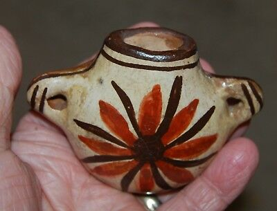 Vintage small very old miniature Canteen, artist Maria Chiwiwi, made in 1919