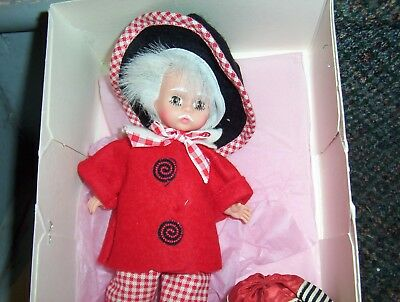 "Madame Alexander 8"" Mad Hatter Alice In Wonderland #14510"