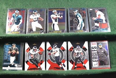 Lot of 20 Philadelphia Eagles w/ Torrance Small, Terrell Owens Inv#N032