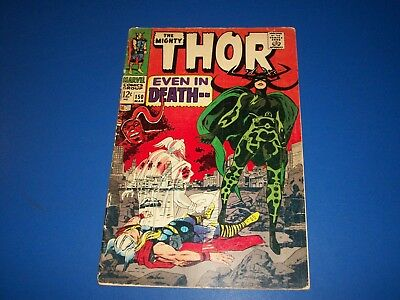 The Mighty Thor #150 Silver age Hela