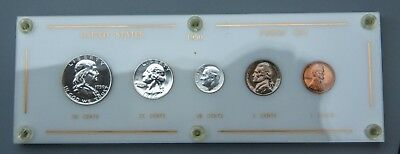 1950 US Mint Proof Set in Large Acrylic Holder (100522)