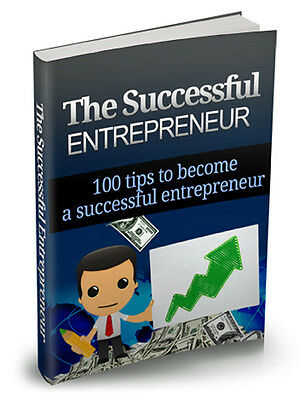 Become A Successful Entrepreneur With 100 Ways And Achieve Business Success (CD)
