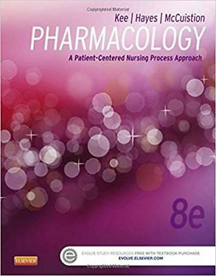 [PDF] Pharmacology A Patient-Centered Nursing Process Approach, 8th Edition by L