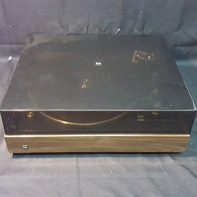 VINTAGE Dual Belt Drive Turntable Record Player | Model: 502