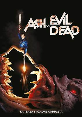 Dvd Ash Vs Evil Dead - Stagione 03 (2 Dvd)