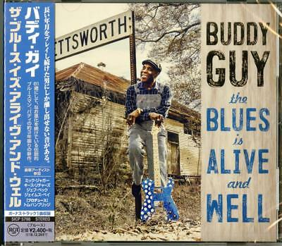 Buddy Guy-The Blues Is Alive And Well-Japan Cd F30