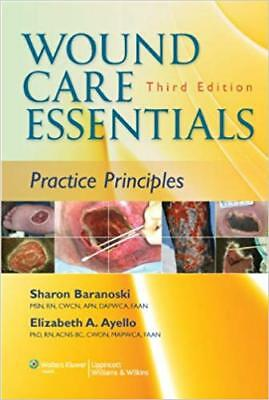 [PDF] Wound Care Essentials Practice Principles Third Edition by Sharon Baranosk