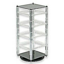 Revolving Earring Card Display Stand Jewelry - 12 Tall
