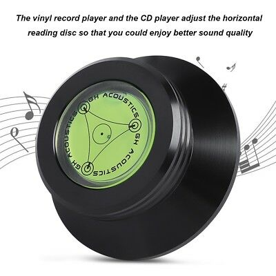 3 in 1 Record Clamp LP Vinyl Disc Stabilizer Vibration Turntable Balanced HiFi