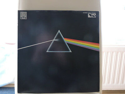 Dark Side Of The Moon von Pink Floyd (1973) Japan Pro-Use Series,2 Booklets Mint