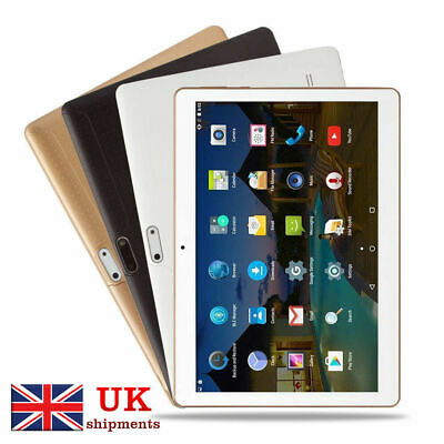 """10.1"""" Tablet PC 4G+64G Android 6.0 Octa-Core Dual SIM Camera Wifi Phone Phablet"""