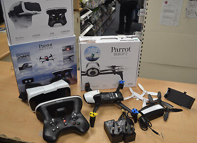 Parrot Bebop 2 Drone + FPV Pack Skycontroller 2