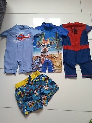 boys swim bundle 18/24 months