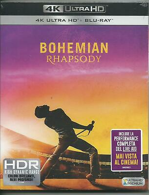 Bohemian rhapsody 4K Ultra HD (2019) Blu Ray