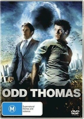 Odd Thomas = NEW DVD R4