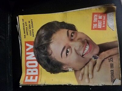 Ebony September 1960 has interview  with soul of  ray Charles