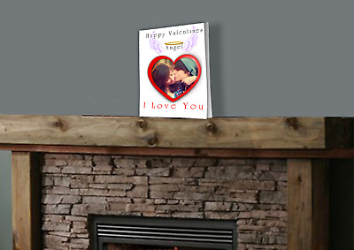 Valentines Card For Her Personalized FREE P&P OR 1ST CLASS GREAT PRICE