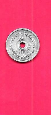 Hungary Km546 1971 Unc-Uncirculated Mint Old Vintage Aluminum 2 Filler Coin