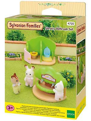Sylvanian Families Nursery Bathroom Set 4720