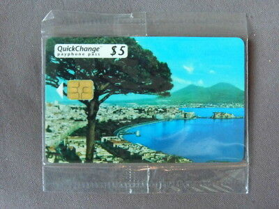 Chip kaart MINT SEALED Canada 11/97  -  SECRIAN   opl 1600