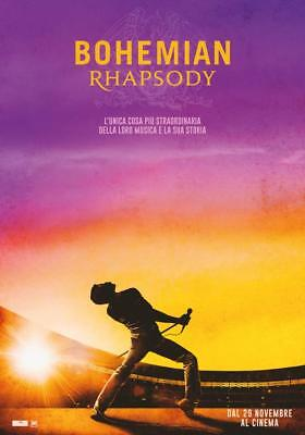 Bohemian Rhapsody - Queen  Blue-Ray Musicale