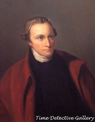 Colonial Statesman Patrick Henry - Poster in 3 Sizes